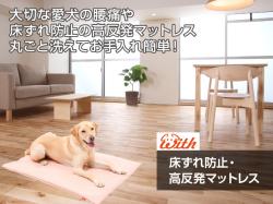 wiht 床ずれ防止・高反発マットレス